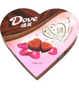 Dove Hearts