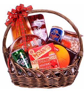 Fine Gift Basket