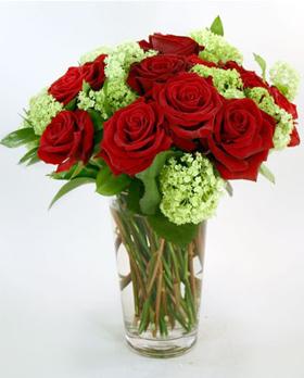 Hydrangea Mixed Rose