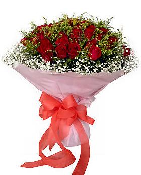 Three Dozen Roses