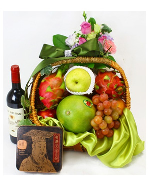Mid Autumn Gift Basket A