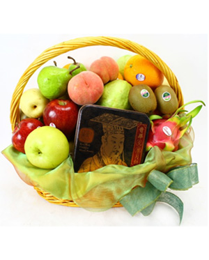 Mid Autumn Gift Basket B